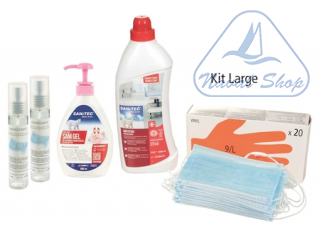 Sanitation kit mtm sanitation kit large 5754060
